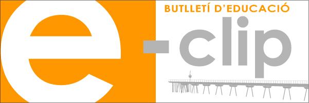 e-clip Butlletí d'Educació