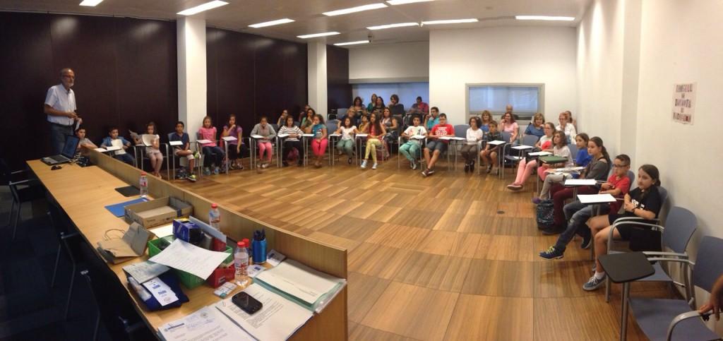 Trobada CIB sala d'actes El Viver 15.10.2014