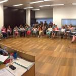 Trobada del CIB a la sala d'actes d'El Viver (15.10.2014)