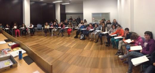 trobada representants CIB 4.2.2015