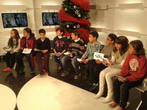 teleb Televisió Badalona entrevista alcalde 18.12.2013 CIB Consell Infants
