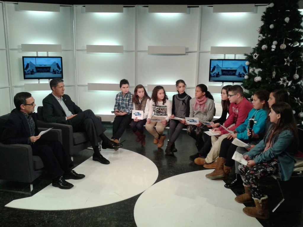 Entrevista alcalde Badalona 17.12.2014