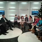 Entrevista amb l'alcalde a Televisió de Badalona (17.12.2014)