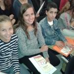 La Júlia, la Rita i en Marc (20.11.2014)