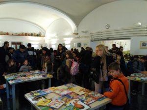 Venda solidària de llibres al Garbí Pere Vergés