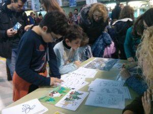 Actes solidàris a la Jungfrau