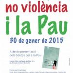 Dia escolar de la no violència i la Pau (30.1.2015)