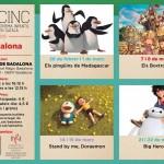 Butlleta del CINC 2015 (Megacine de Badalona)